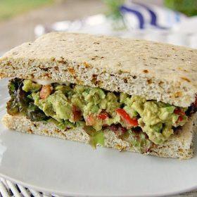 coconut flour sandwich bread