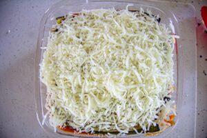 cheese lasagna layer