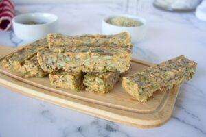 hempseed granola bars