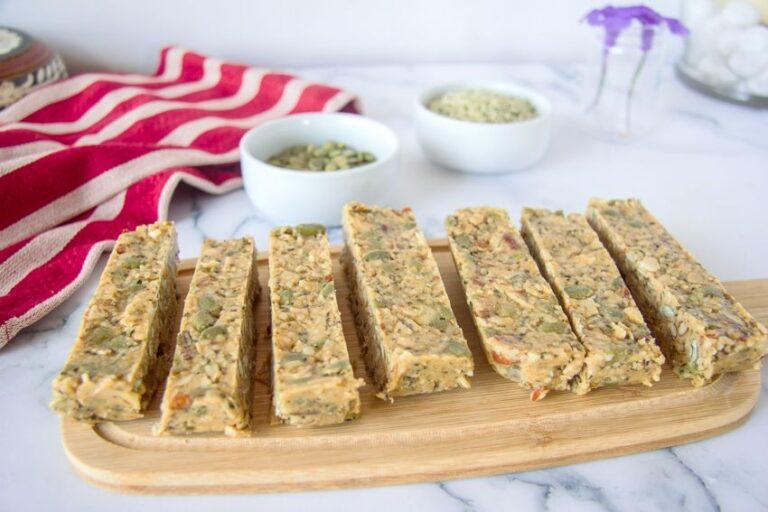 hemp seed bars