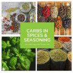 carbs herbs spices
