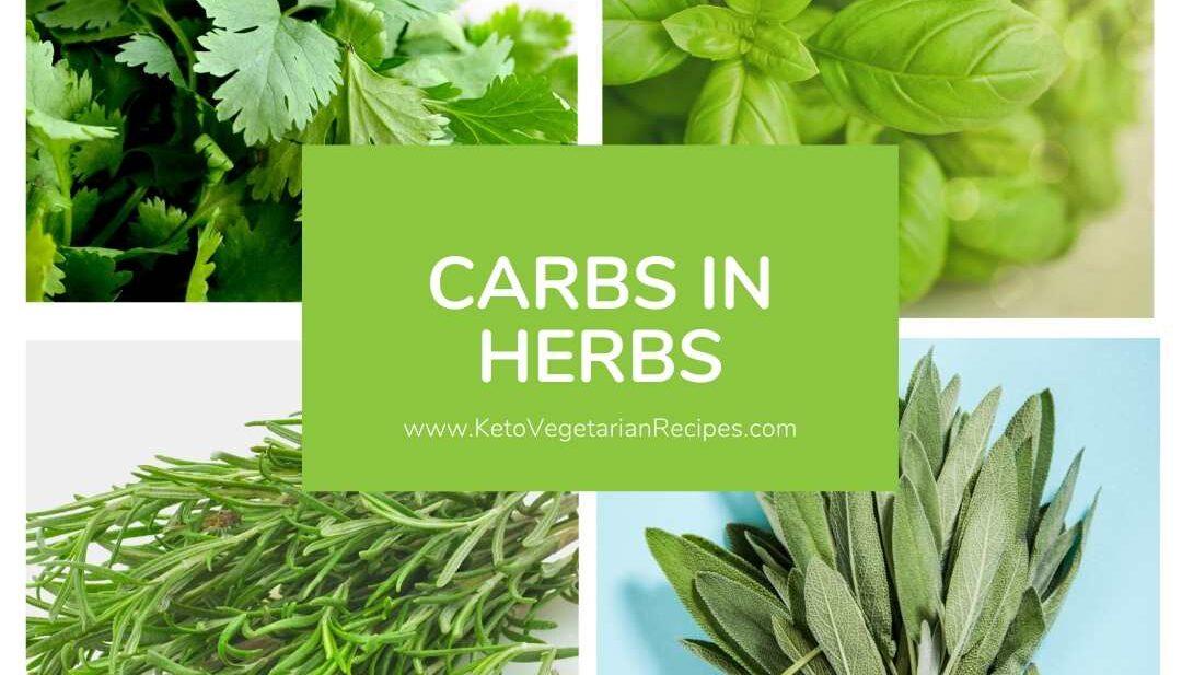 herb list