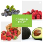 carbs in fruit