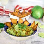 guacamole recipe with nachos