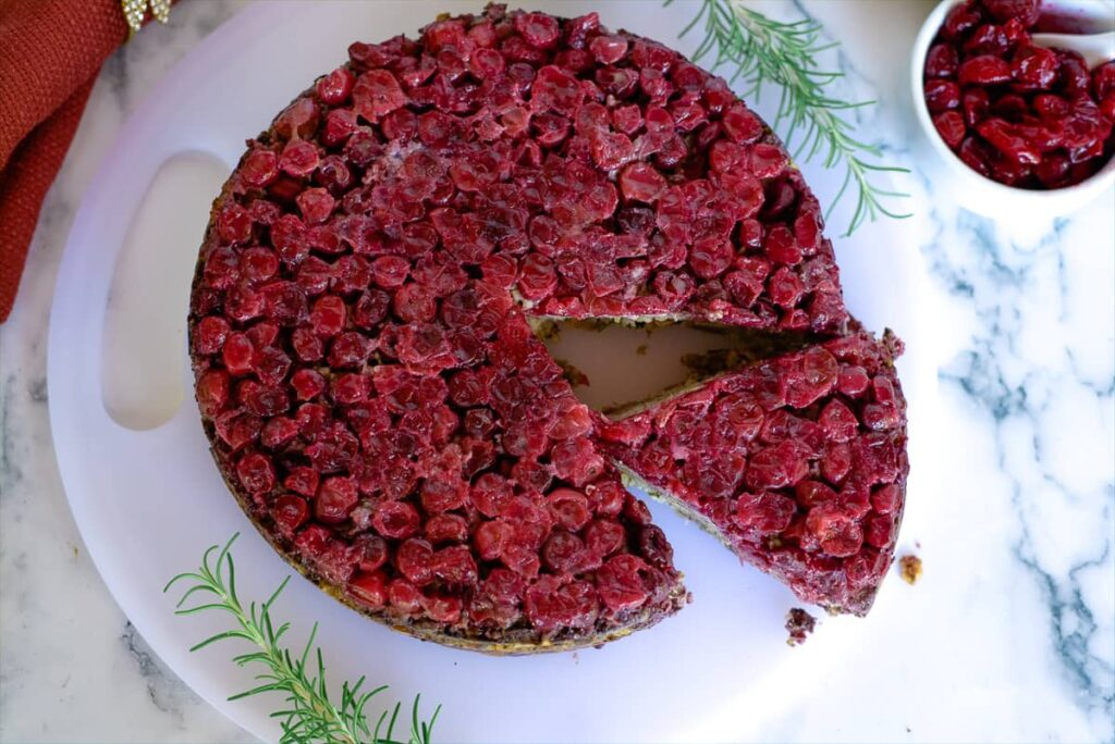 cranberry nut roast