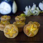 star fruit muffins