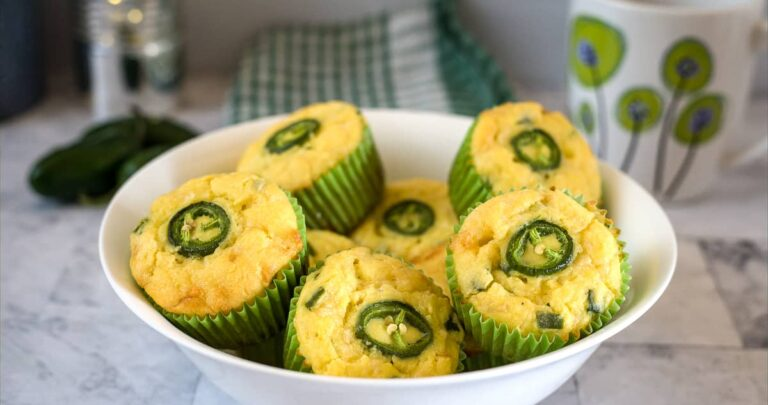jalapeno cheddar muffins