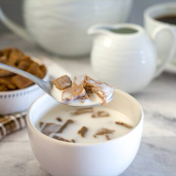 almond butter cereal