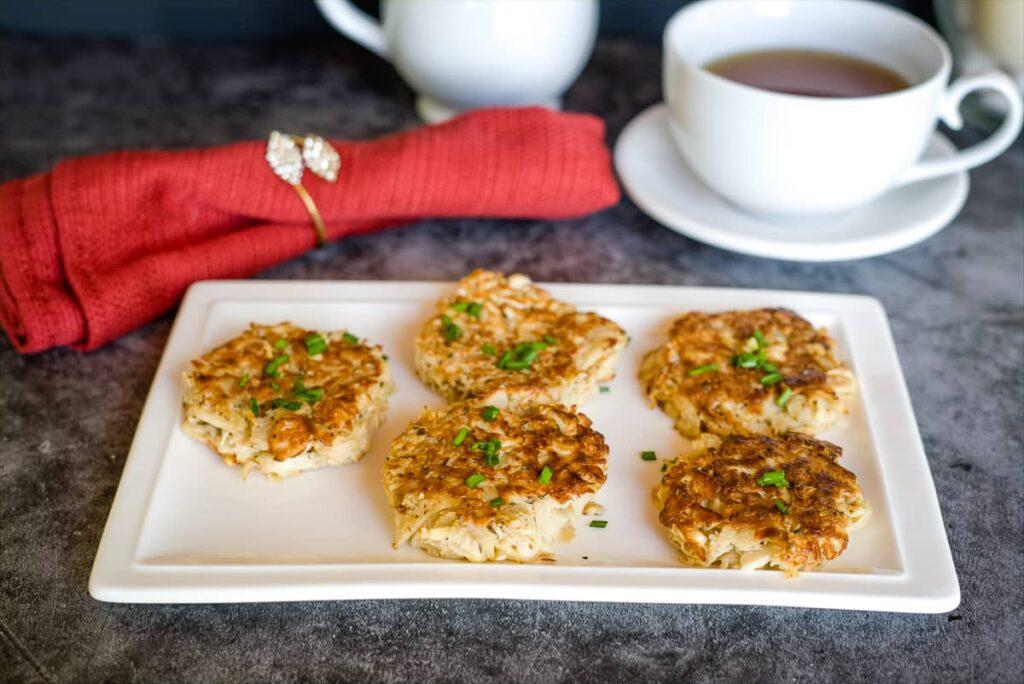 celeriac hash browns