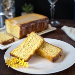 lemon lupin flour cake
