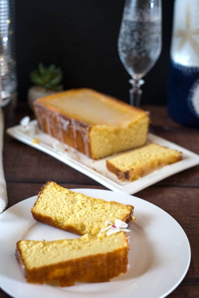 lupin flour lemon cake
