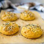 lupin flour burger buns