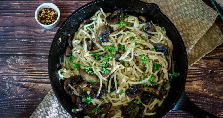 mushroom brie