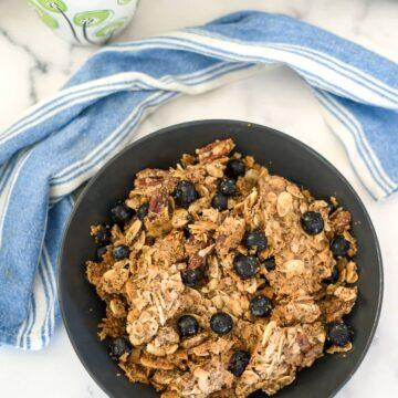 blueberry granola