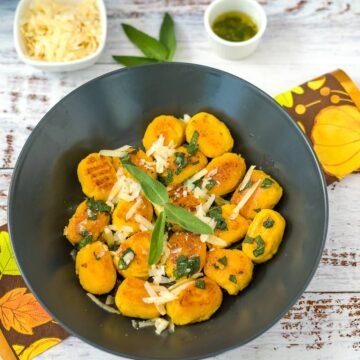 pumpkin gnocchi