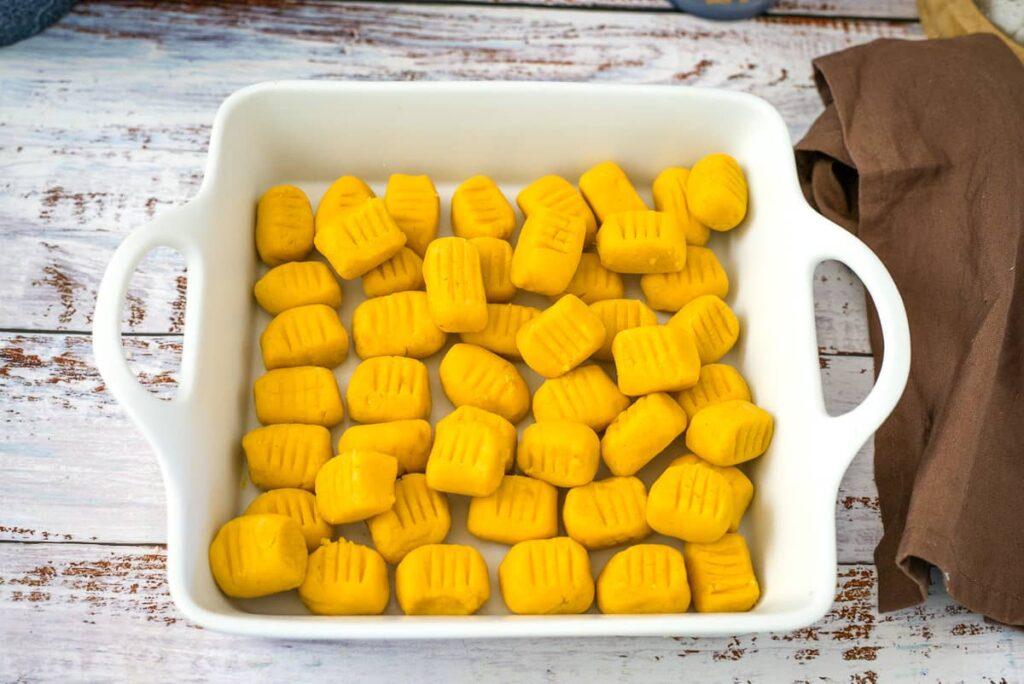 pumpkin gnocchi recipe